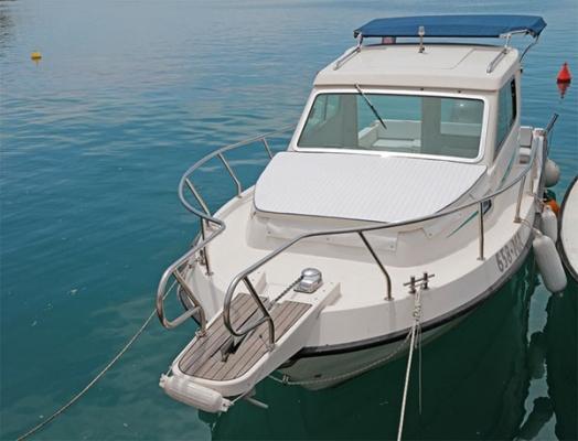 Makarska boat excursion