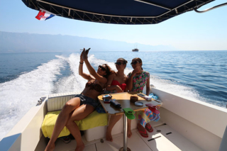 Makarska boat excursion