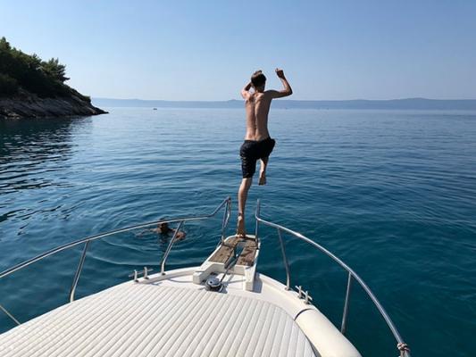 Makarska boat excursions
