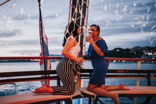 Wedding boat Croatia