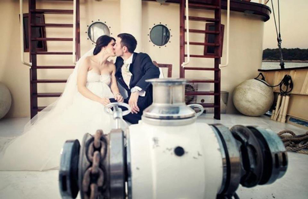 boat weddings