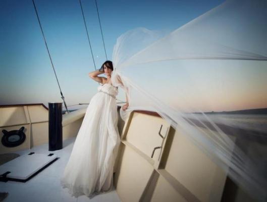 boat weddings