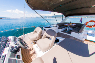 skippered yaht charter croatia