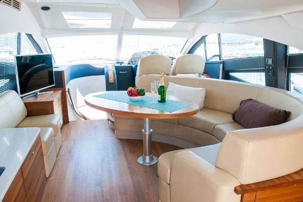skippered yaht charter croatia