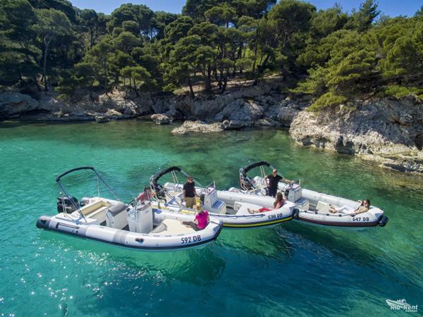 boat excursion Dubrovnik