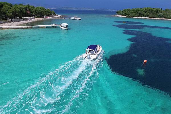 Blue Lagoon Croatia tour