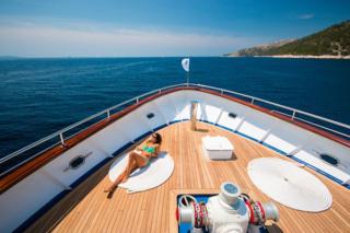 Croatia small ship cruises
