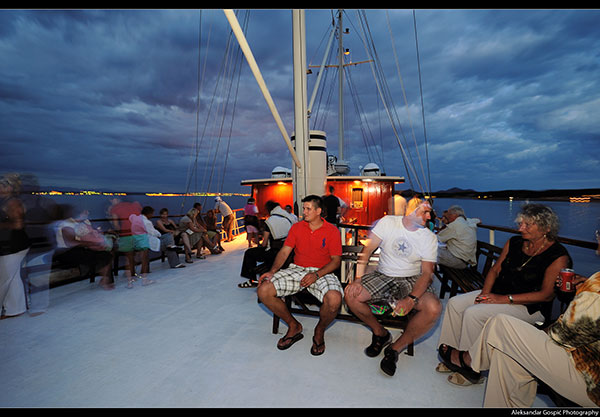 Boat events