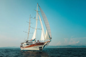 luxury yacht charter Croatia