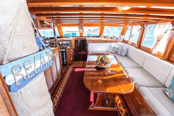 Private boat charter Croatia