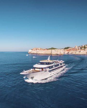 Croatia Small Ship Cruises 2022