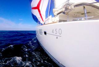 catamaran cruise Croatia