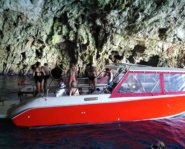 Hvar Blue cave tour
